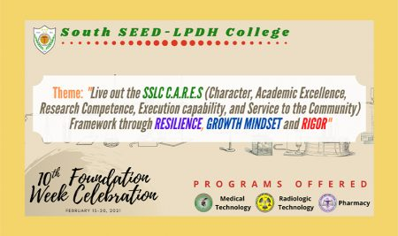 SSLC 10th Foundation Week: Schedule of Activities