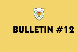 Bullletin 12