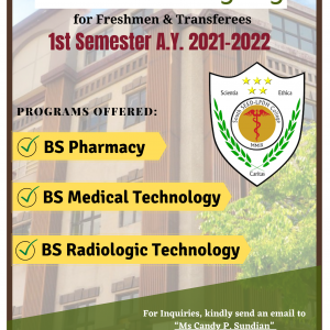 Enrollment is ongoing