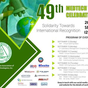 SSLC Celebrates 49th PAMET Week Celebration